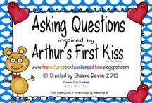 Arthur...Marc Brown / by Laurie Unzen-Adams