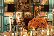 Entertaining / party ideas / by Melissa Marcel