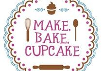 Make, Bake, Cupcake!  / Bored bakers rejoice, the next generation of cupcakes is here! The Make, Bake, Cupcake collection is the perfect range for budding bakers and enthusiastic cupcake makers. There really is a little something to suit everyone! / by Parragon Books