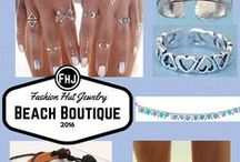 Sexy Summertime Jewelry / FashionHut.net has a great selection of Fun, Sexy Summertime Jewelry.  Whether your looking for jewelry for a day at the beach or something special for Spring Break. Maybe its a  piece for poolside or under a shady Palm tree we have a collection that is sure to please. Rings, Necklaces, Anklets and more!