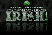 ℳeℒ's Iཞish ཞøøts / A wee bit o' Irish