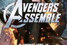 Avengers / by Bret Ramereiz