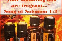 EO Life / Essential oils - doTERRA