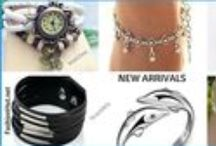 Fun Fashion Trendy Jewelry / Fashion Hut Fashion Jewelry Collection carries a variety of fashion jewelry of some of todays hottest styles. Hottest celebrity styles of  Earring Climbers and Earring Wraps and the latest style trends of bracelets including multi layer bracelets and Boho retro bracelet styles watches.