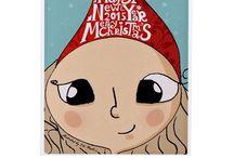 Ela Meşhur illustration / She is a 9 year old illustrator ✌️