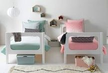 Kids' Rooms - Shared / Shared kids' rooms, whether for two, three, four or more!