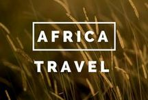 Africa Travel / Africa travel inspiration and information.