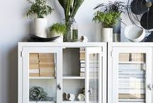 Organizing + Cleaning
