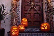 Halloween/Fall / by Gina Christensen