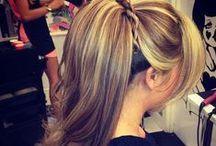 Hair / by Lindsye Olds