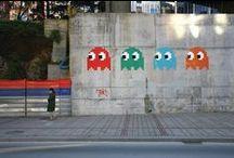 Street Art + Grafitti
