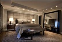 No place like home - Bedroom / Bedroom furniture, decor, diy, closets, organization / by Stephanie Fernandez Atanacio