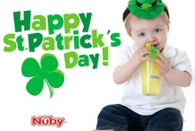St. Patrick's Day / by Nûby USA