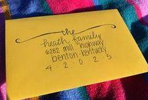 I <3 2 send Snail Mail