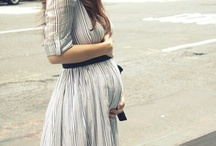 Fashion Inspiration: Preggo Style / by THE WIND OF INSPIRATION