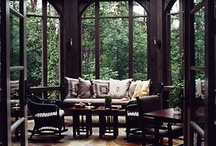 interiors / by Madison H