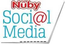 Nûby Social Media / Stay connected with NûbyUSA thru all of our Social Media outlets! / by Nûby USA