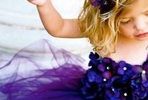 The color purple / by Diane J. Davis