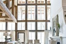 Interiors... / by Diane J. Davis