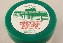 """Bath & Body Works Health & Beauty Farm / For a few years in the early-mid 90's, Bath & Body Works had a """"Health & Beauty Farm"""" line of products, which later became """"Health & Beauty Farm Spa"""". It was BBW's first skin care/spa line with specialty skin care products. / by BBW Heartland"""