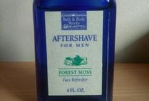 Bath & Body Works Men / Bath & Body Works' men's products from the 90's.