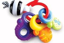 Teethers & Toys / Our brightly colored toys and teethers are designed to entertain and stimulate your child's hand and eye coordination and their imagination. Nûby™ toys are lightweight, easy to hold and educational so your child learns through play. Nûby™ has a wide variety of toys that your child is sure to love. / by Nûby USA