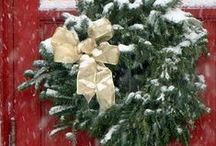Christmas Wreaths  / by Diane J. Davis
