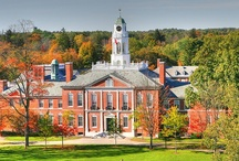 Campus Images / Photos and images of the beautiful campus of Phillips Exeter Academy. Over the Academy's 231 year history, the campus has grown and evolved with different architecture styles and landscaping priorities. / by Phillips Exeter