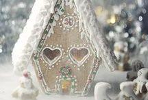 White Christmas / by Diane J. Davis