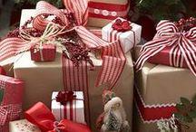 Wrap It Up - Christmas / by Diane J. Davis