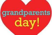 Grandparents' Day / National Grandparents' Day in the U.S. is celebrated the first Sunday after Labor Day, in September.