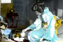 Japanese tea culture / Everything about Japanese tea culture. Japanese teapot - Kyusu, Tetsubin, tea accessories, tea ceremonies, and tea cultivation.