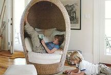 Kids' Rooms - A Perfect Nook / Reading nooks and other nooks - for kids.
