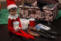 Elf on a Shelf ideas / by Beth Moody