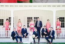 Wedding Party Attire / by Allison Scace