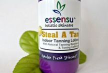 Share Your Best! / New skin care and beauty products from essensu holistic skincare.