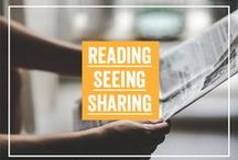 Reading, Seeing, Sharing