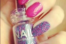 For the love of Nail Art / I love colour and all things Uncommon #BeUncommon. / by Tshinakaho Nakie Nepfumbada