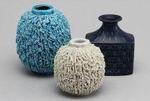 Ceramic Art / Ceramic Artist in the Gallery