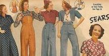 Casual Vintage Inspiration