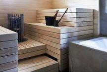 . . . sauna