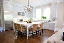 No place like home - kitchen/dining / Kitchen/dining decor, DIYs, and kitchen organization / by Stephanie Fernandez Atanacio