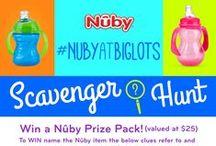 Nûby Big Lots Scavenger Hunt / by Nûby USA