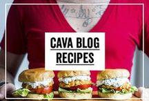 Cava Blog Recipes