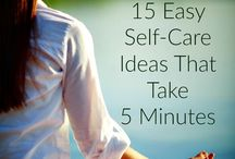 Self-Care for Caregivers / Tips and Advice for Selfcare
