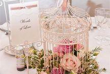 - MARIAGE - / Des idées pour l'organisations de votre mariage : les robes, les bouquets, les faire parts, les dragées, Deco de table, les idées cadeaux...