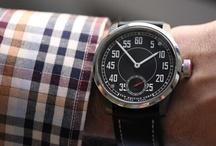 Watches I'd Wear / by Geoff Dudgeon