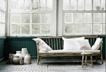 SPACES THAT INSPIRE / Lovely interior design.
