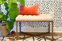 • Inspiration déco • Home decor inspiration • / Décoration maison