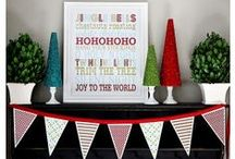 Holidays - Christmas DIY / Christmas | Christmas DIY | Christmas Crafts | Christmas Wood Projects | Christmas Home Décor | Christmas Printables | Christmas Games | Christmas Gifts